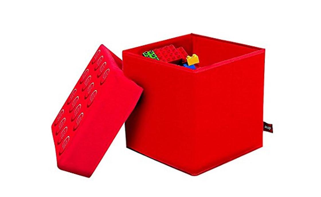 LEGO Accessories Красная корзина для хранения игрушек (SD 377_1)