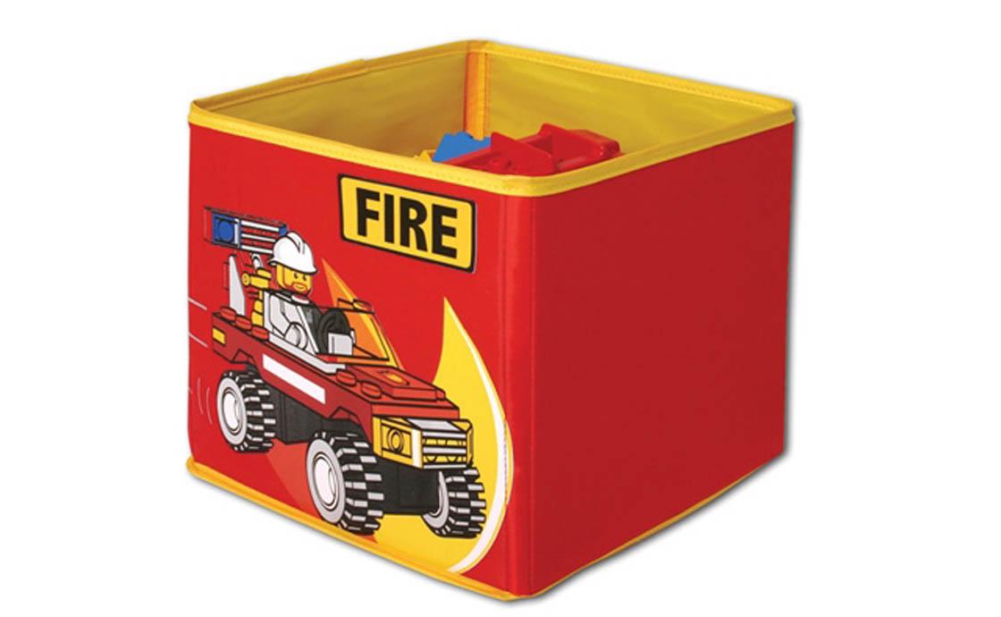 LEGO боксы Красная корзина для хранения игрушек (SD 336)