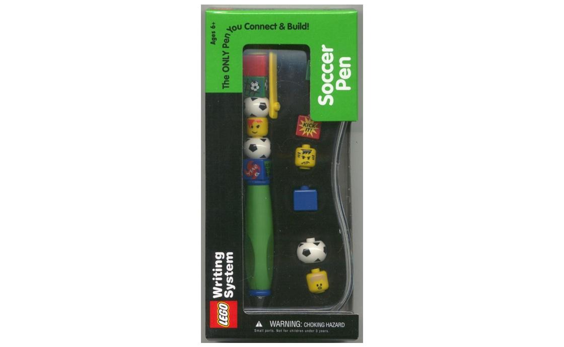 LEGO Accessories Lego Soccer Ручка шариковая (2160)
