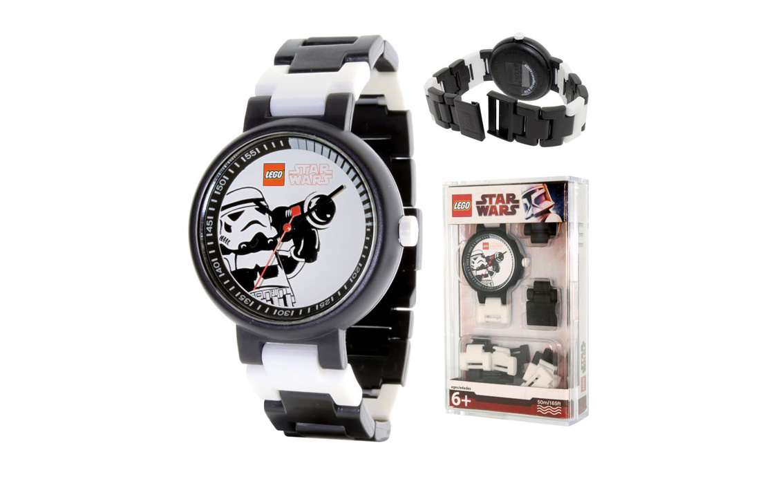 Часы Star Wars Stormtrooper Adult Watch (3408-STW10)