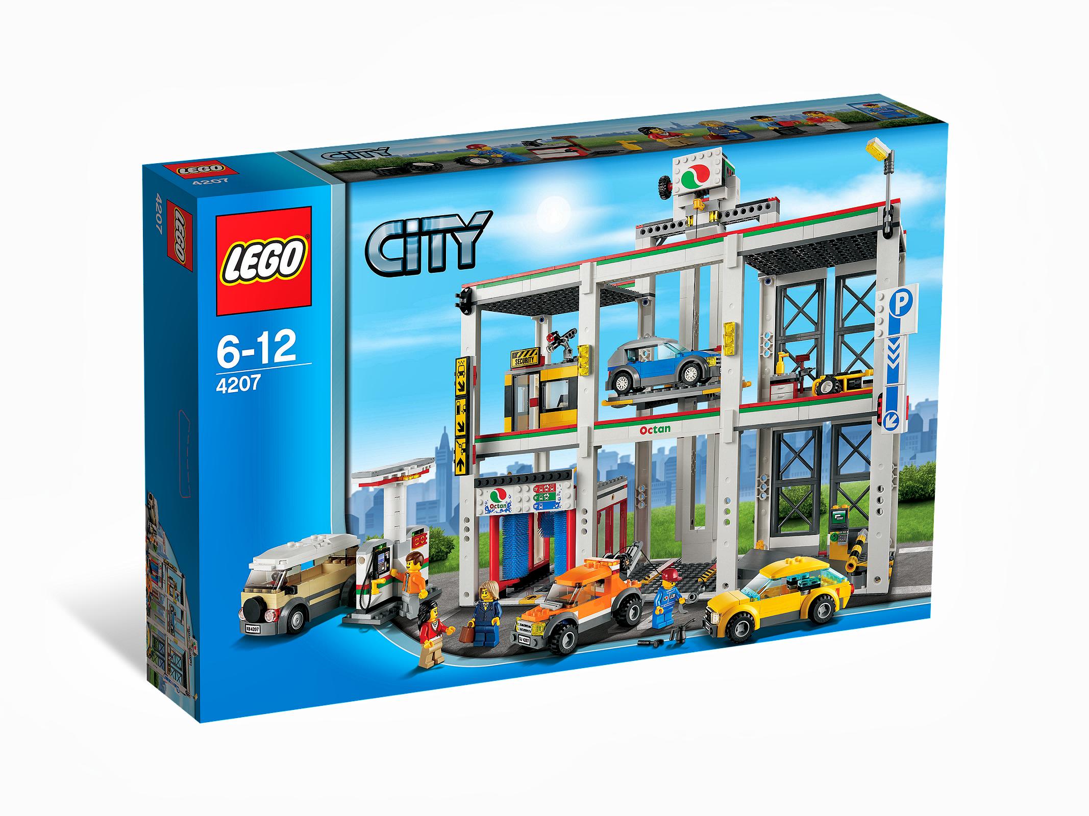 LEGO City Гараж (4207)